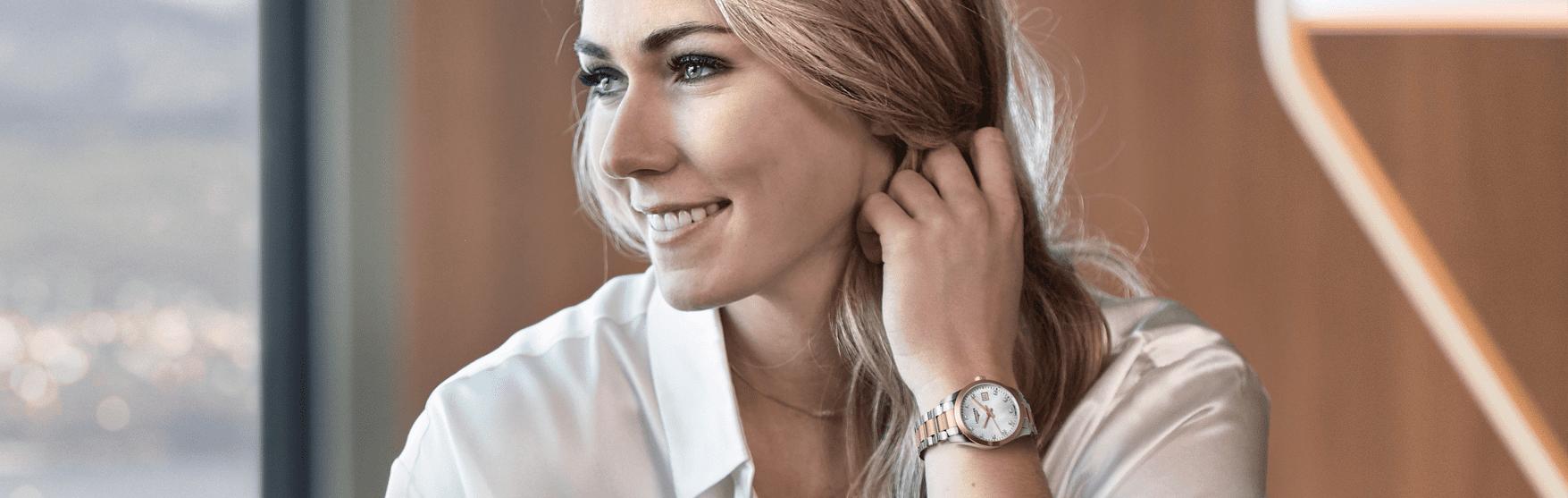 Damenuhren bei Juwelier Hilscher