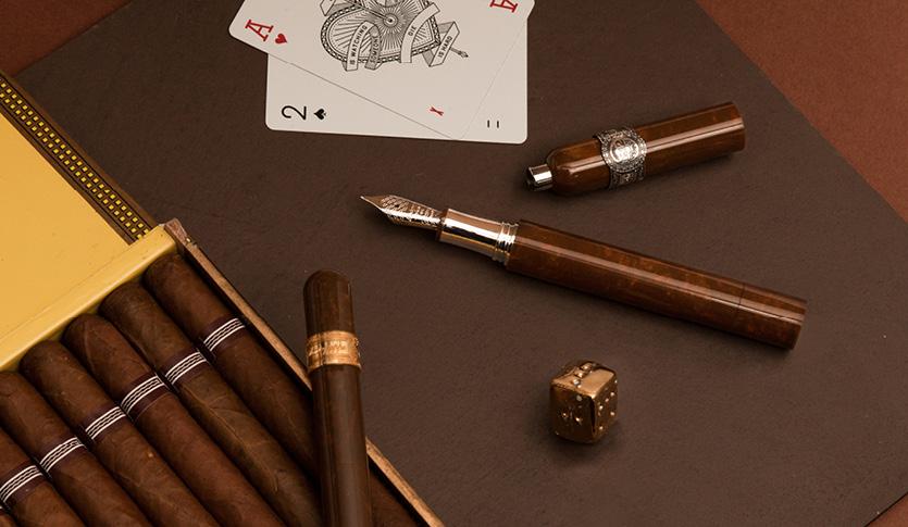 Montegrappa Cigar bei Juwelier Hilscher