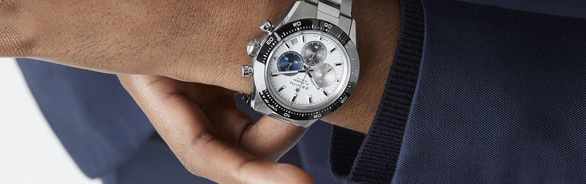 Der neue Zenith Chronomaster Sport Chronograph