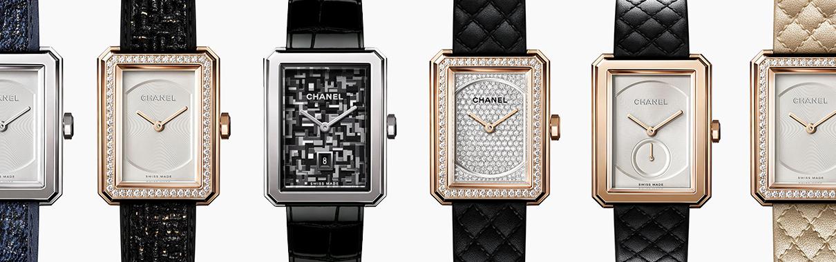 BOY FRIEND Uhr von Chanel