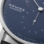 Nomos Glashütte präsentiert die Lambda in limitierter Auflage