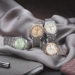 Breitling zeigt neue Modelle der Chronomat speziell für Frauen