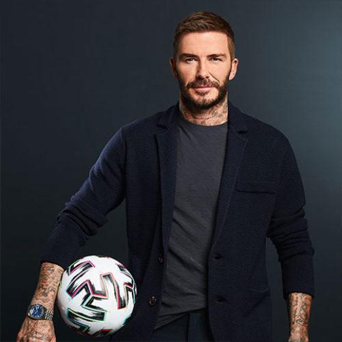 TUDOR Testimonial David Beckham